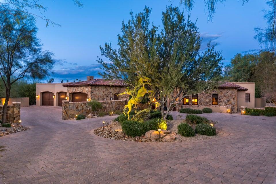 Photo of 6326 E Quartz Mountain Road, Paradise Valley, AZ 85253