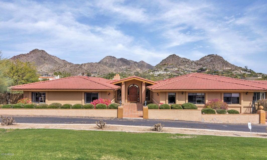 4012 E CLAREMONT Avenue, Paradise Valley AZ 85253