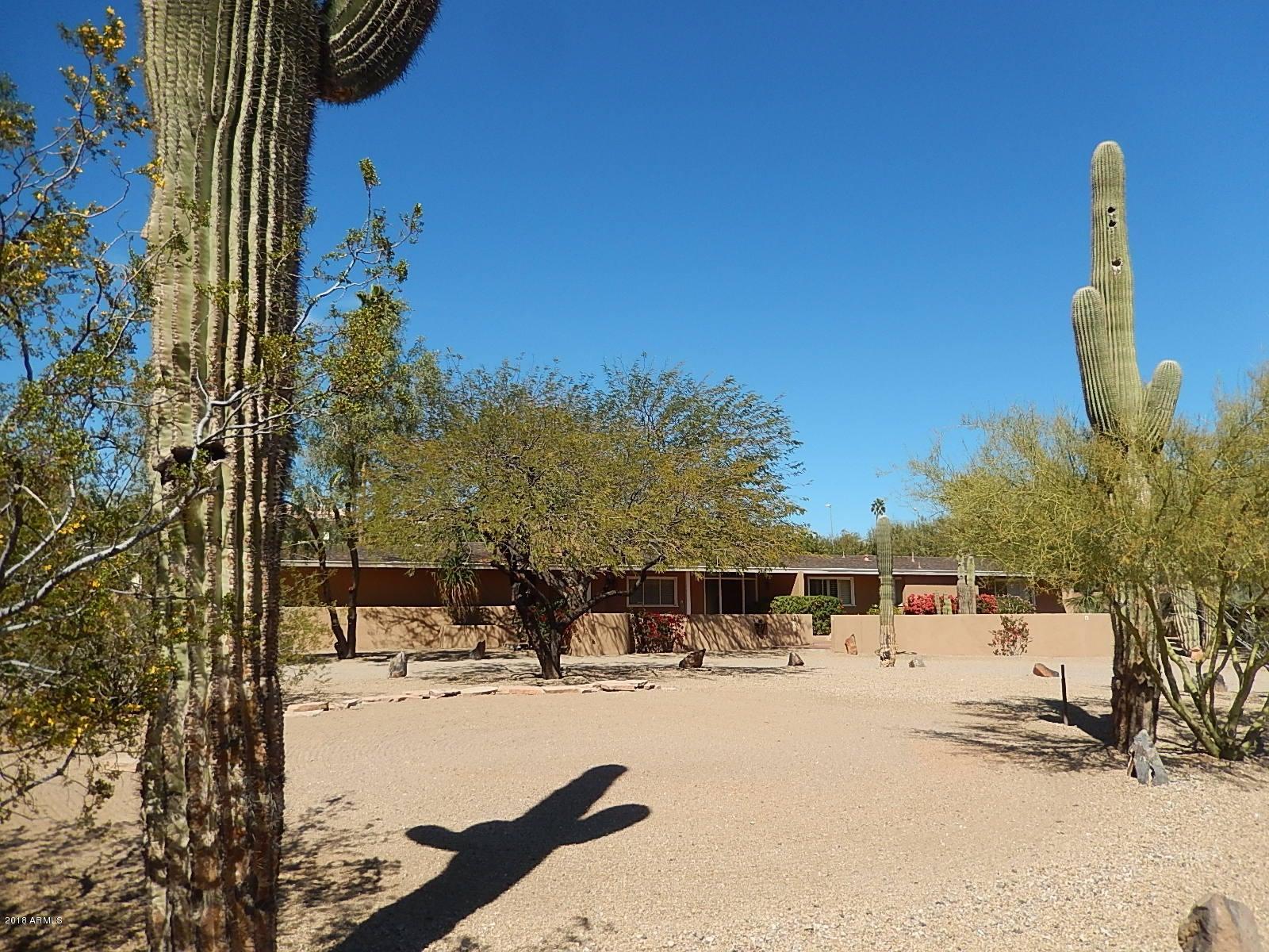 4002 E MCDONALD Drive, Paradise Valley AZ 85253