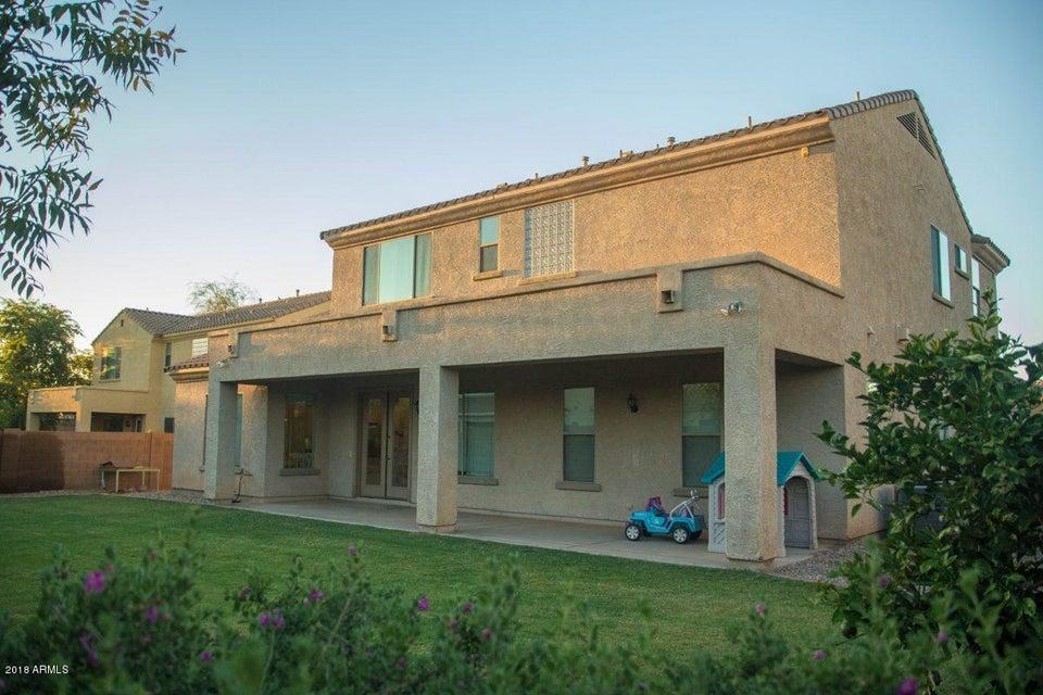 MLS 5739291 3095 E TIFFANY Way, Gilbert, AZ 85298 Gilbert AZ Shamrock Estates