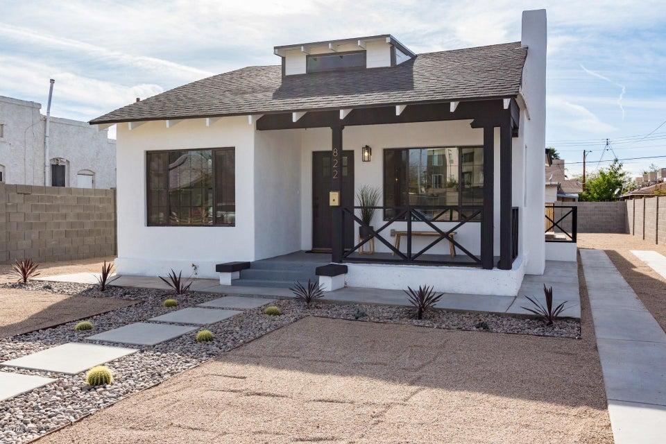 Photo of 822 N 9TH Avenue, Phoenix, AZ 85007