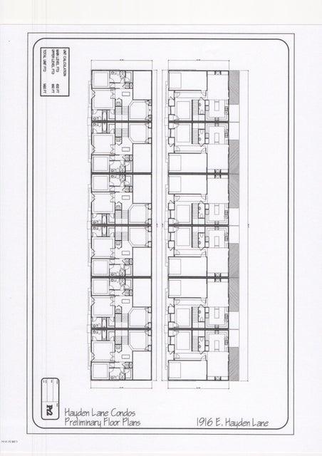 MLS 5741283 1916 E HAYDEN Lane Unit #3, Tempe, AZ Tempe AZ Newly Built