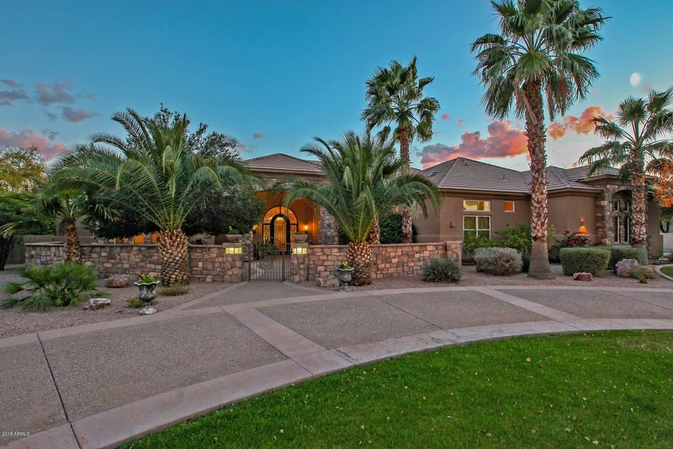 MLS 5740863 2653 E Scorpio Place, Chandler, AZ Corner Lot