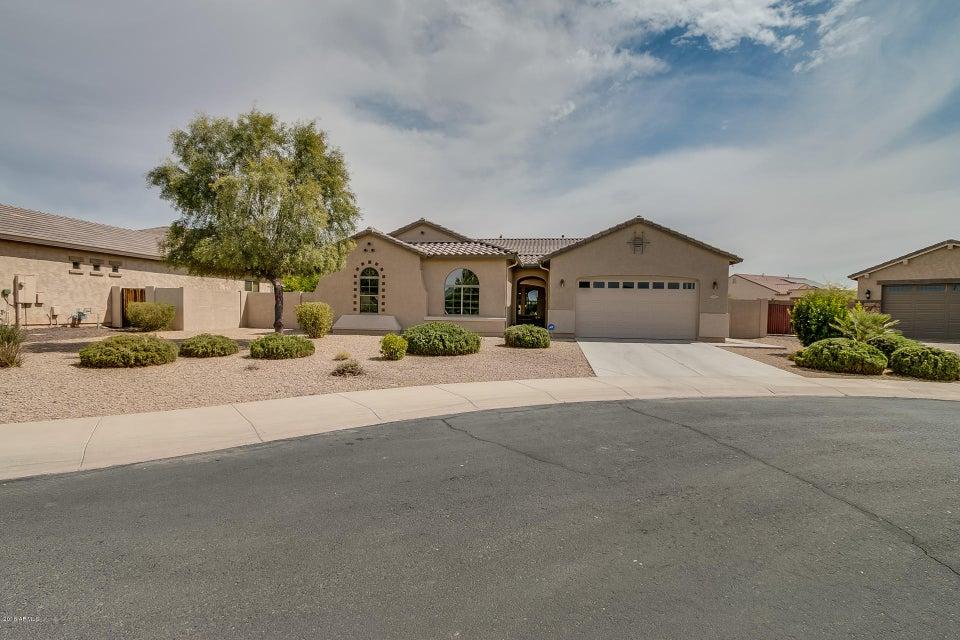 Photo of 5225 S OPAL Place, Chandler, AZ 85249