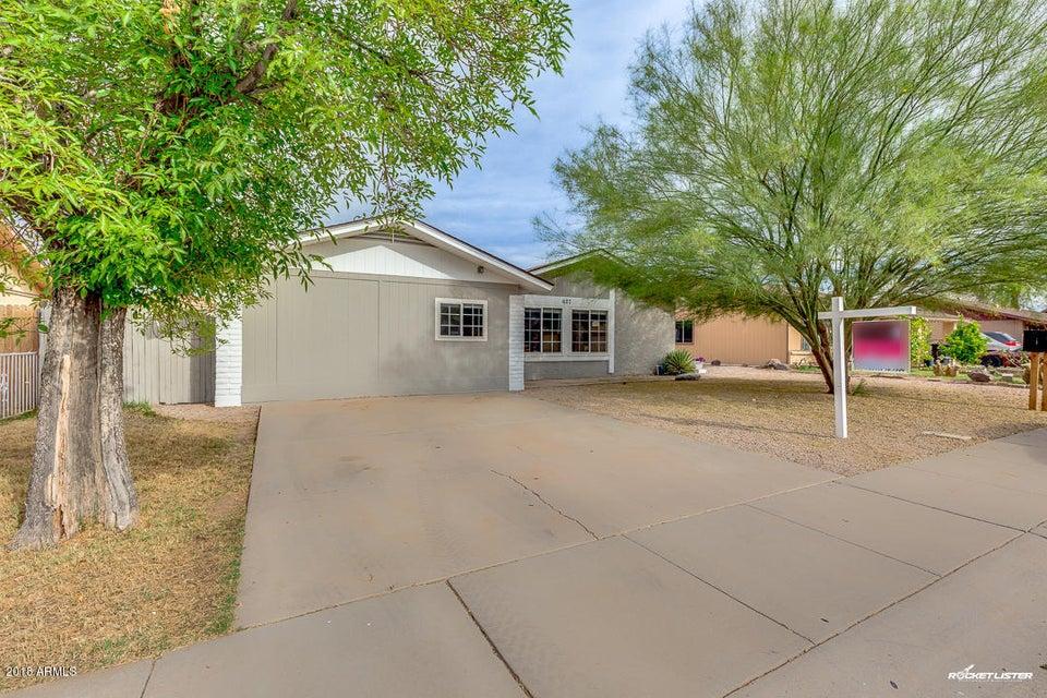 Photo of 627 N JACKSON Street, Chandler, AZ 85225