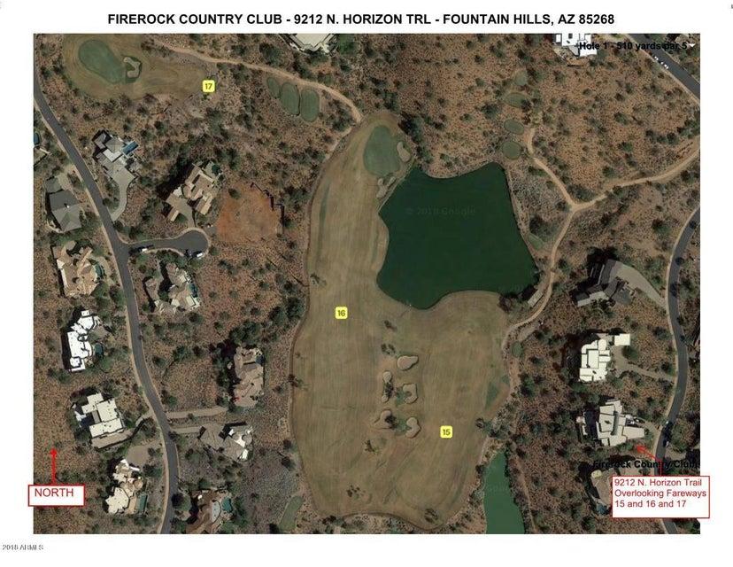 MLS 5741367 9212 N HORIZON Trail, Fountain Hills, AZ 85268 Fountain Hills AZ Four Bedroom