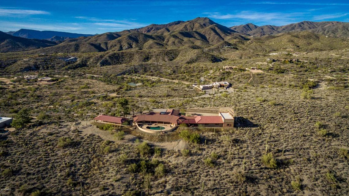 MLS 5742582 8648 E SILVER SADDLE Drive, Carefree, AZ 85377 Carefree AZ Cow Track Estates