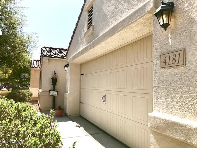 4181 E BONANZA Road Gilbert, AZ 85297 - MLS #: 5741978