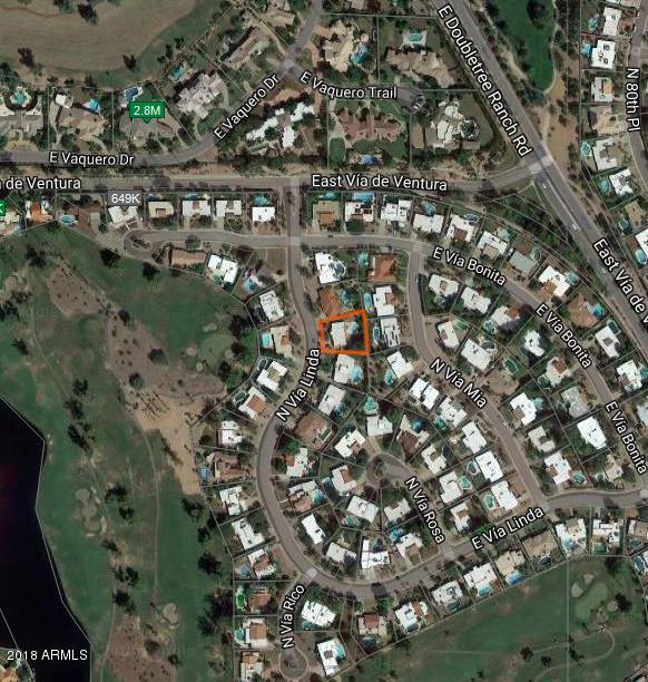 MLS 5743115 8417 N VIA LINDA --, Scottsdale, AZ 85258 Scottsdale AZ McCormick Ranch