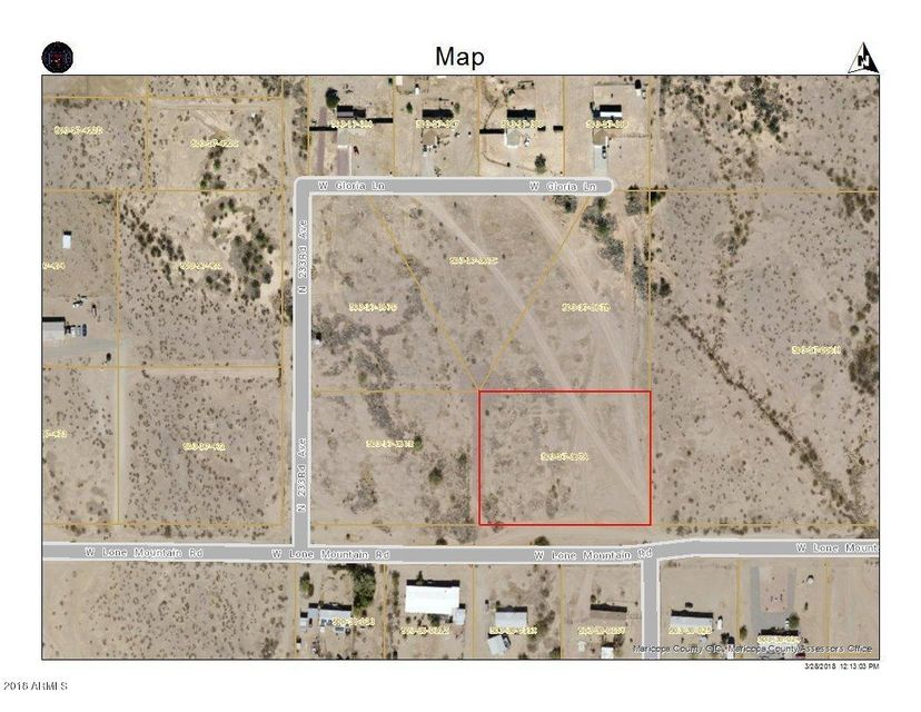 2323X W Lone Mountain Road Wittmann, AZ 85361 - MLS #: 5743132