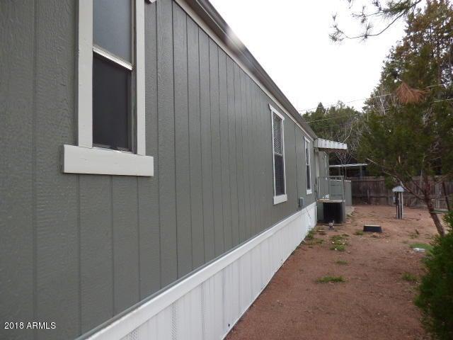 MLS 5743136 703 E Frontier Street Unit 3, Payson, AZ Payson AZ Adult Community