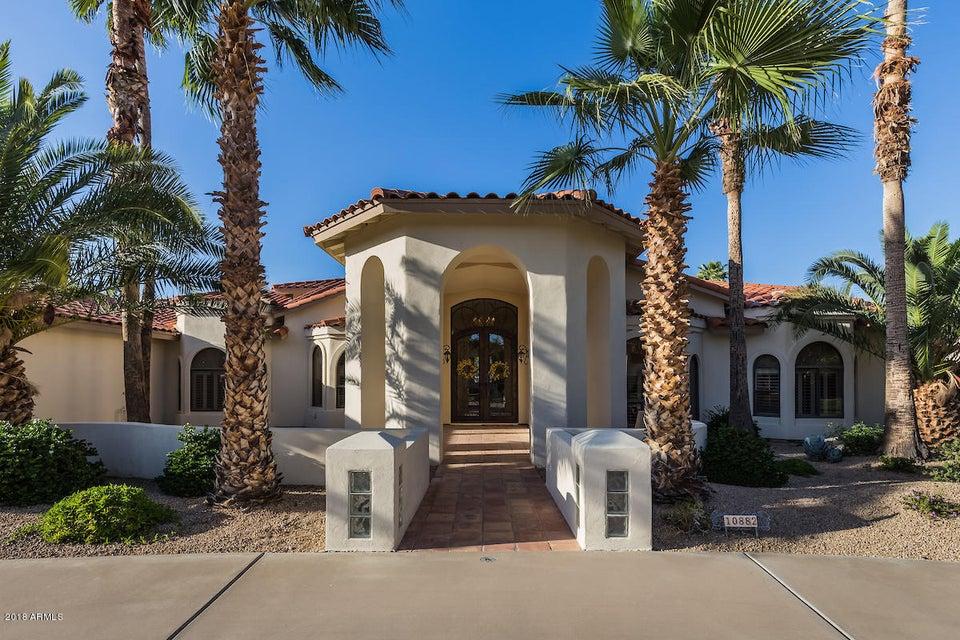10882 E Fanfol Lane, Scottsdale Ranch, Arizona