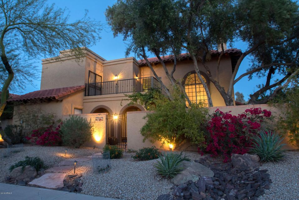 9075 N 103RD Place, Scottsdale Ranch in Maricopa County, AZ 85258 Home for Sale