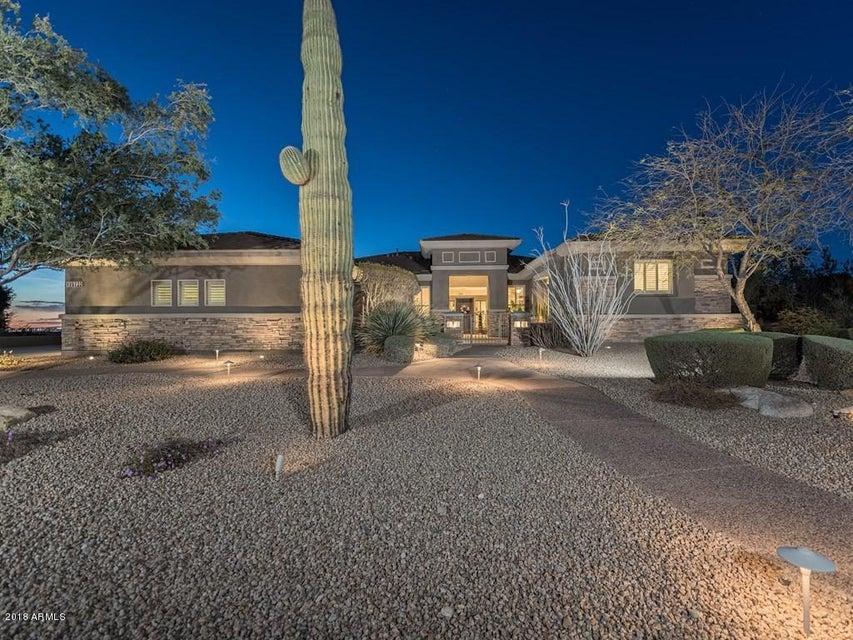 10732 E Meadowhill Drive, Scottsdale AZ 85255