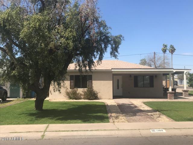 1102 W TURNEY Avenue Phoenix, AZ 85013 - MLS #: 5743518