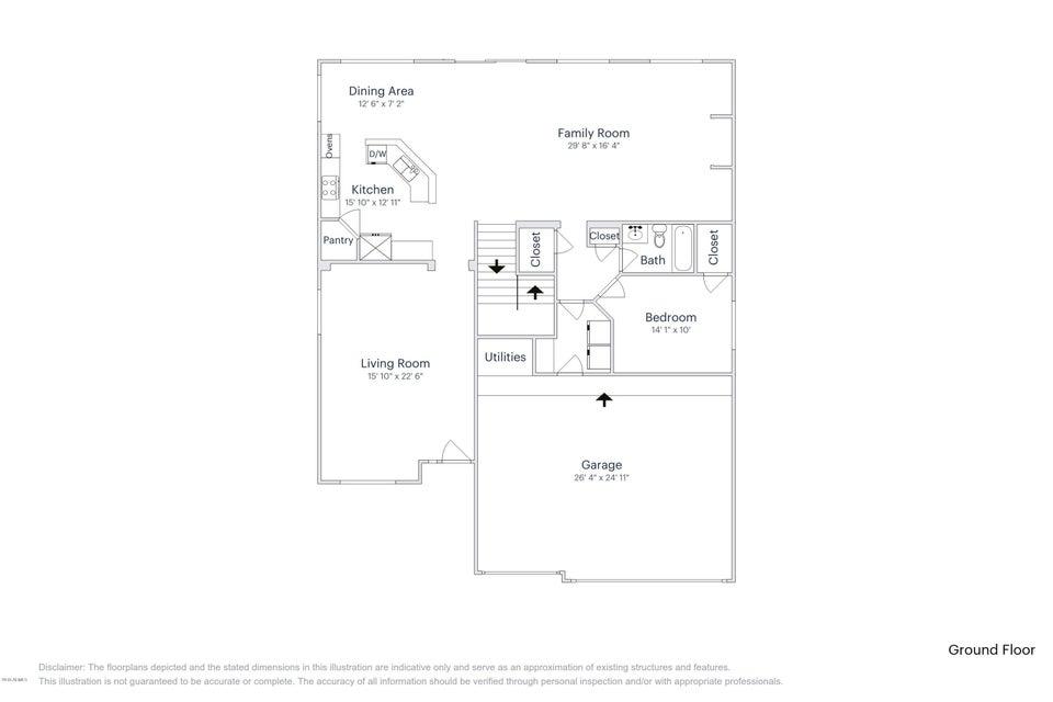 10142 W RIVERSIDE Avenue Tolleson, AZ 85353 - MLS #: 5743659