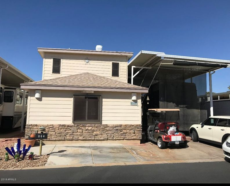 17200 W BELL Road Unit 864 Surprise, AZ 85374 - MLS #: 5743977
