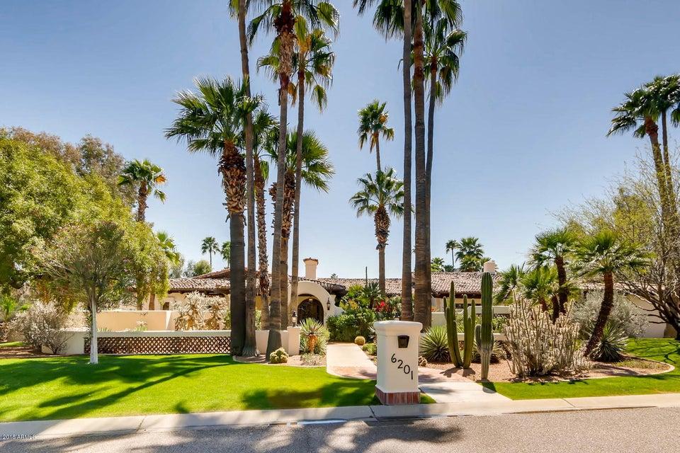 6201 E VIA LOS CABALLOS --, Paradise Valley AZ 85253