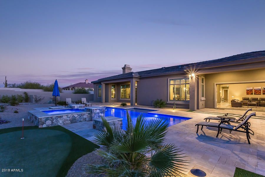 6924 E BLUE SKY Drive Scottsdale, AZ 85266 - MLS #: 5744386