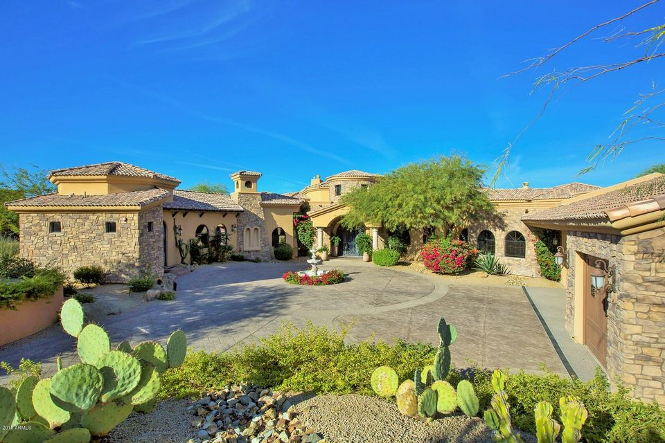 MLS 5744557 10074 E TROON NORTH Drive, Scottsdale, AZ 85262 Scottsdale AZ Troon