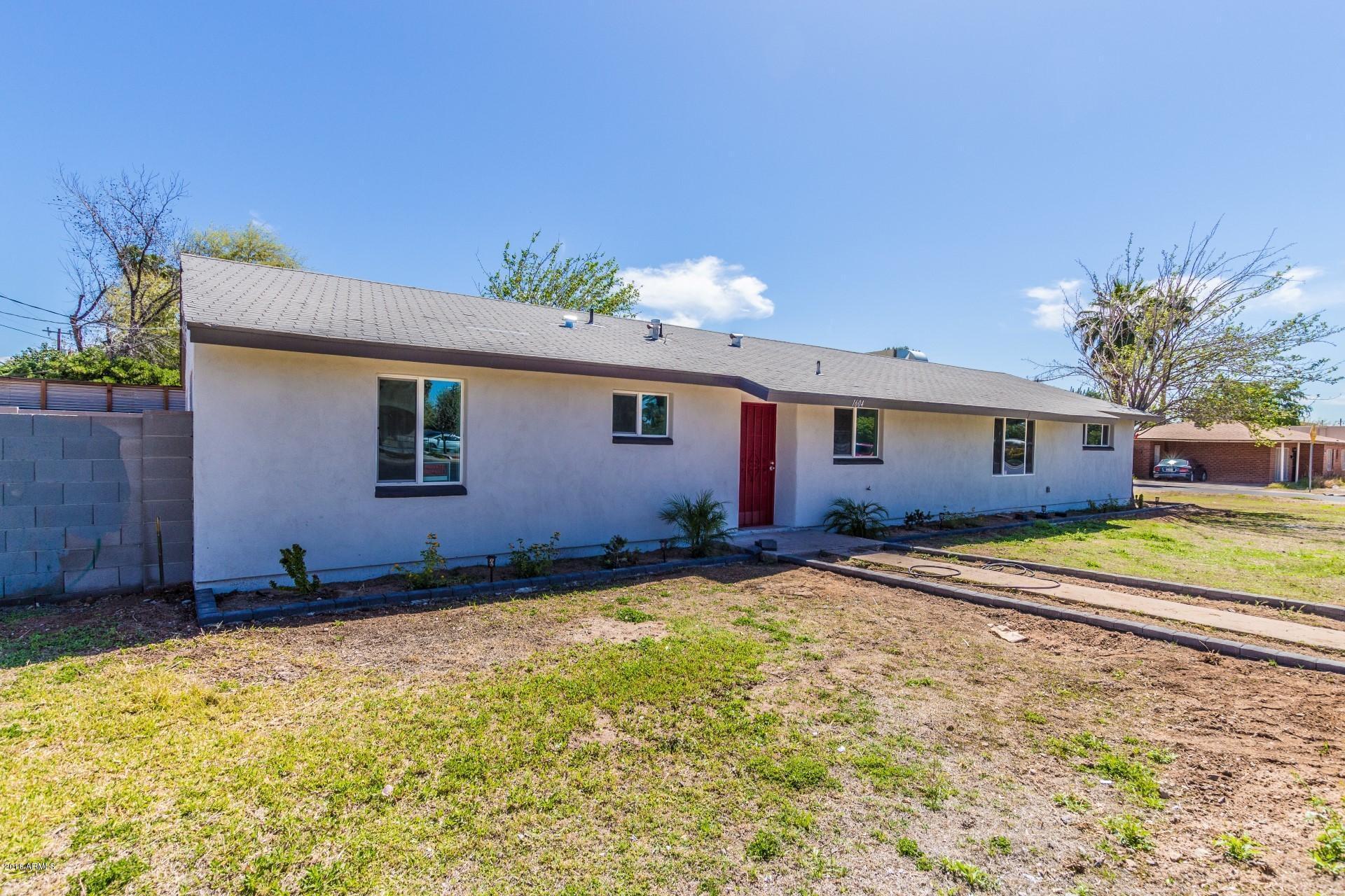 1604 E RANCHO Drive, Phoenix AZ 85016