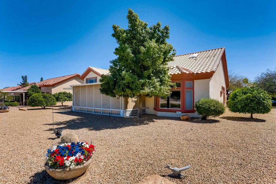 MLS 5744713 15522 W BALLAD Drive, Sun City West, AZ Sun City West AZ Scenic