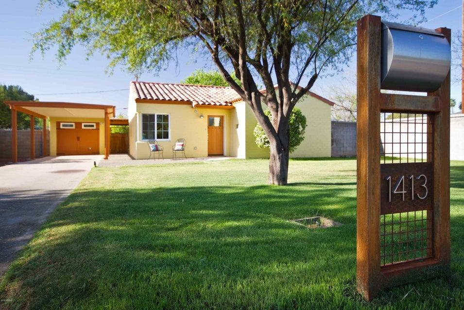Photo of 1413 W GLENROSA Avenue, Phoenix, AZ 85013