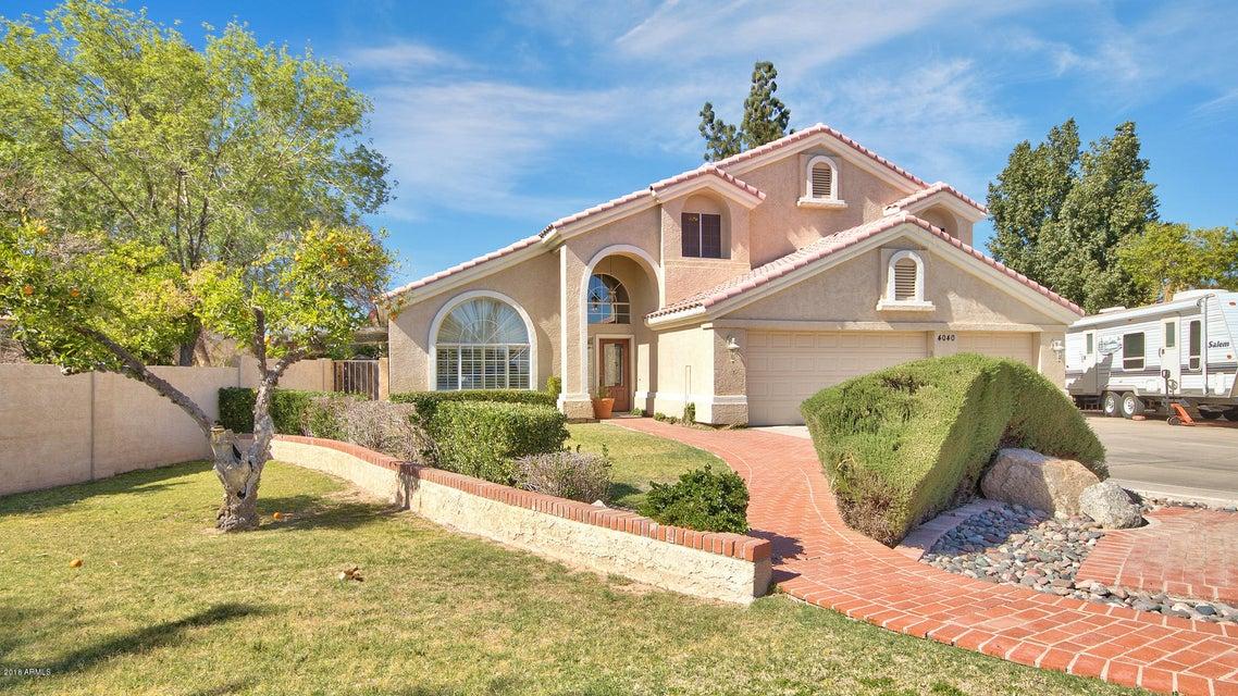 Photo of 4040 E GREENWAY Circle, Mesa, AZ 85205