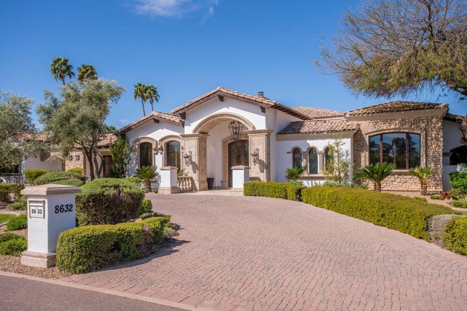 Photo of 8632 N VIA LA SERENA Lane, Paradise Valley, AZ 85253