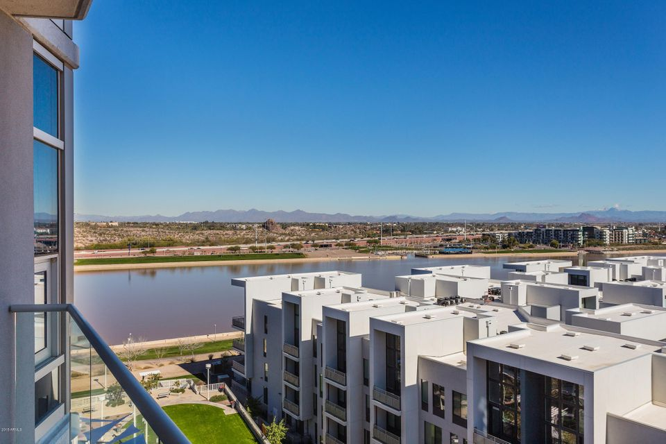 MLS 5745453 140 E RIO SALADO Parkway Unit 805, Tempe, AZ 85281 Tempe AZ Waterfront