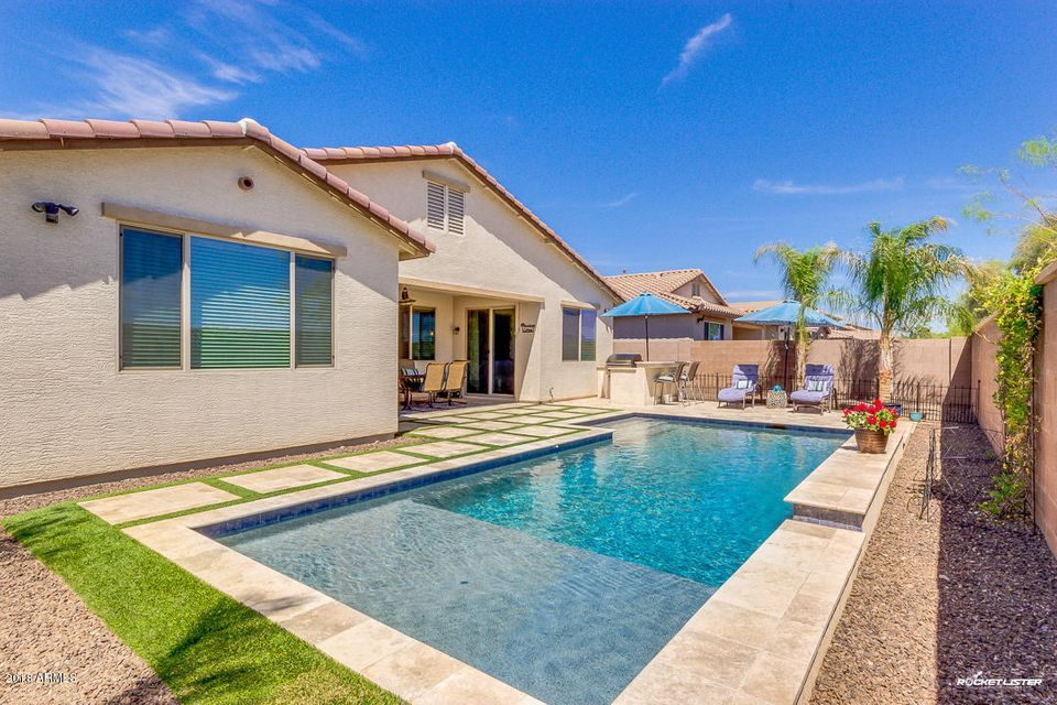 5829 S PARKCREST Street Gilbert, AZ 85298 - MLS #: 5746261
