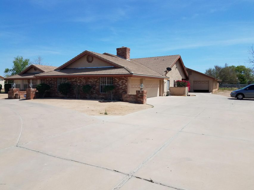 MLS 5745536 16623 W Durango Street, Goodyear, AZ Goodyear AZ Equestrian