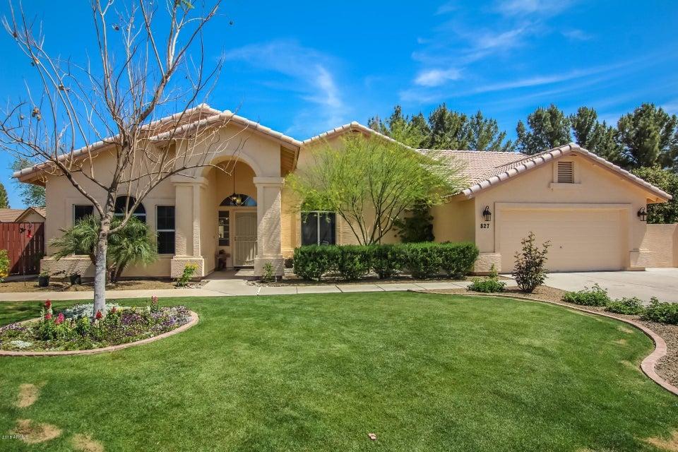 827 N WILLIAMS Circle Mesa, AZ 85203 - MLS #: 5747599