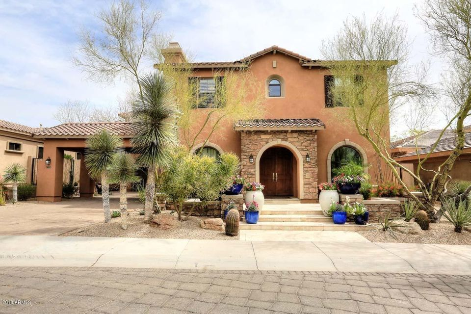 Photo of 10121 E RIDGERUNNER Drive, Scottsdale, AZ 85255