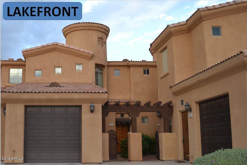 MLS 5747544 16410 S 12TH Street Unit 105, Phoenix, AZ 85048 Waterfront Homes in Phoenix