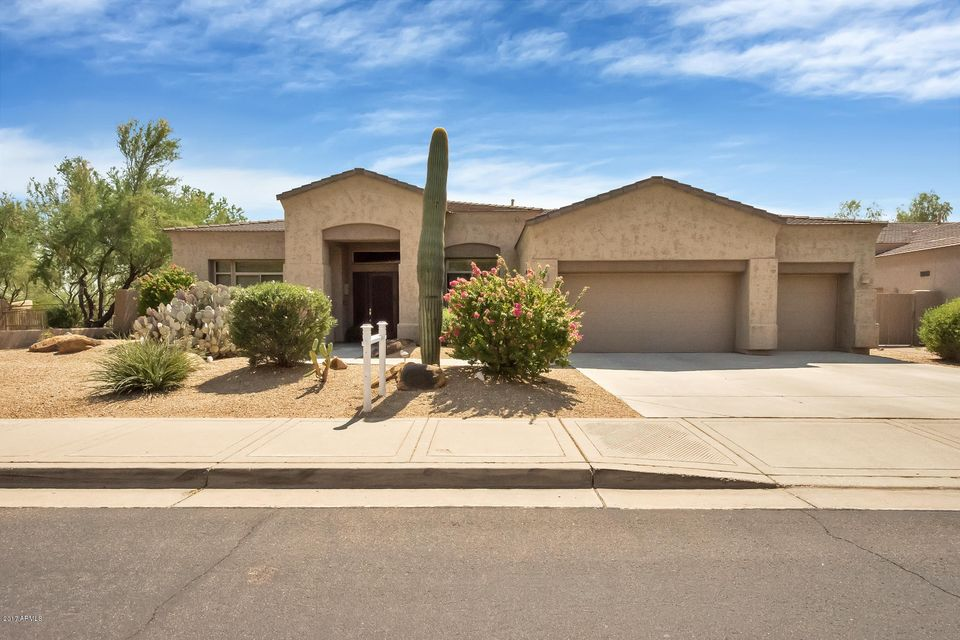 7439 E ROSE GARDEN Lane, Grayhawk, Arizona