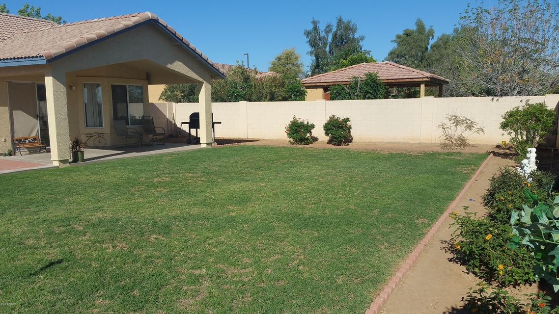3645 E THORNTON Avenue Gilbert, AZ 85297 - MLS #: 5721619