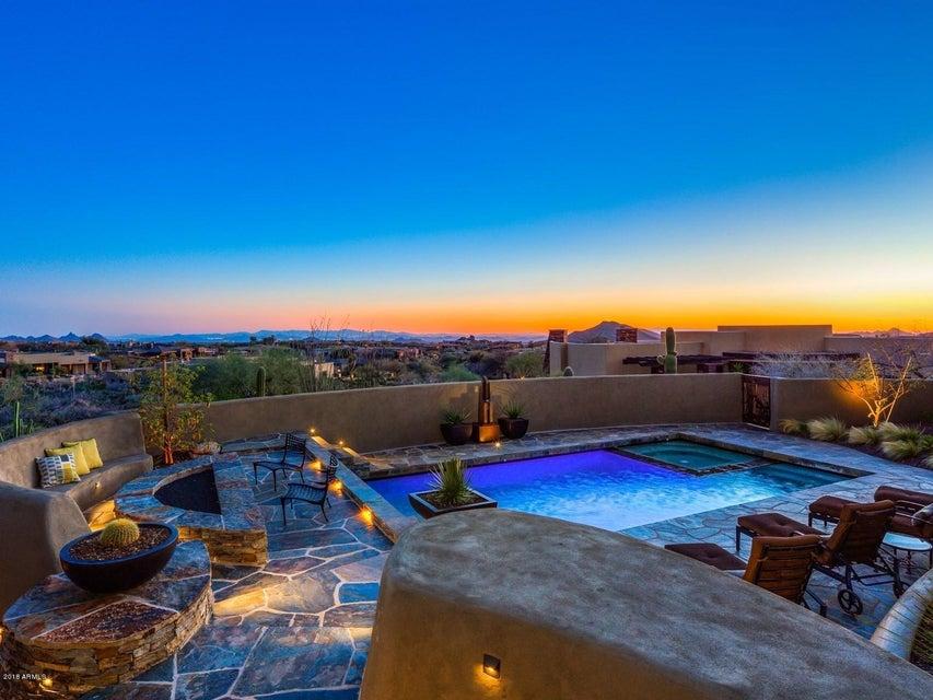 10996 E FORTUNA Drive, Desert Mountain, Arizona