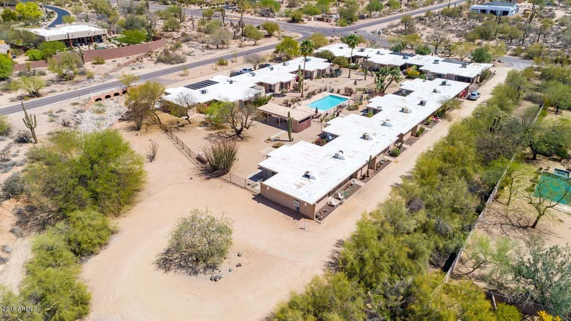 MLS 5748932 27250 N 64TH Street Unit 15, Scottsdale, AZ 85266 Scottsdale AZ Pool
