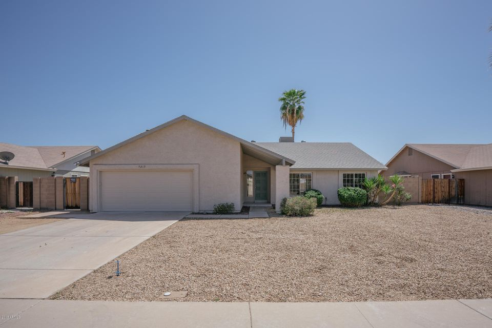 Photo of 7213 W SUNNYSIDE Drive, Peoria, AZ 85345
