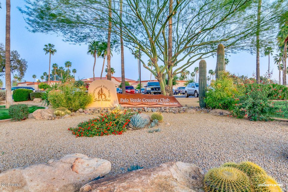 11118 E NAVAJO Drive Sun Lakes, AZ 85248 - MLS #: 5749236
