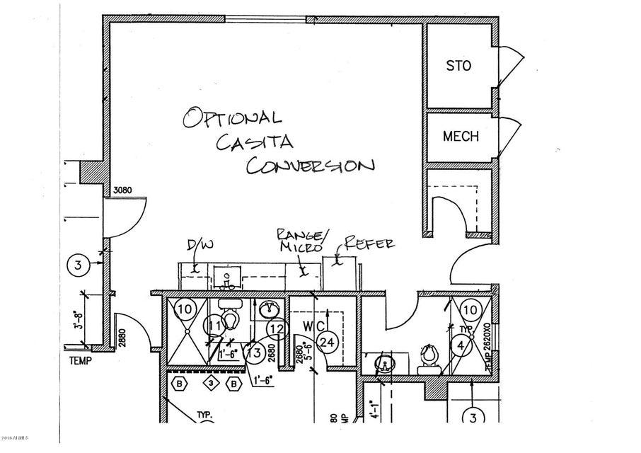6444 E Mescal Street Scottsdale, AZ 85254 - MLS #: 5751702