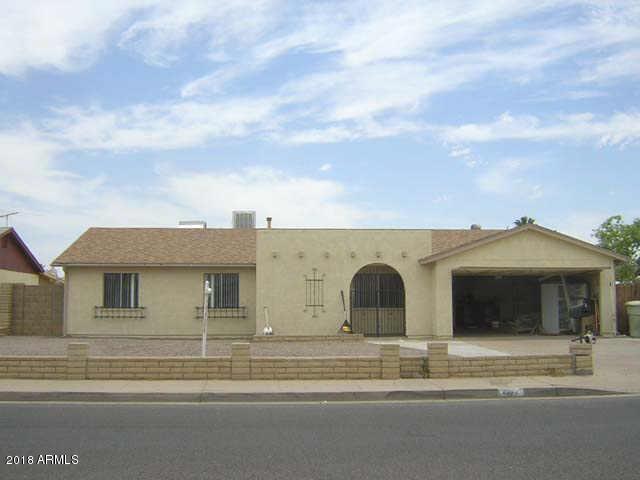 5949 W ENCANTO Boulevard Phoenix, AZ 85035 - MLS #: 5750260