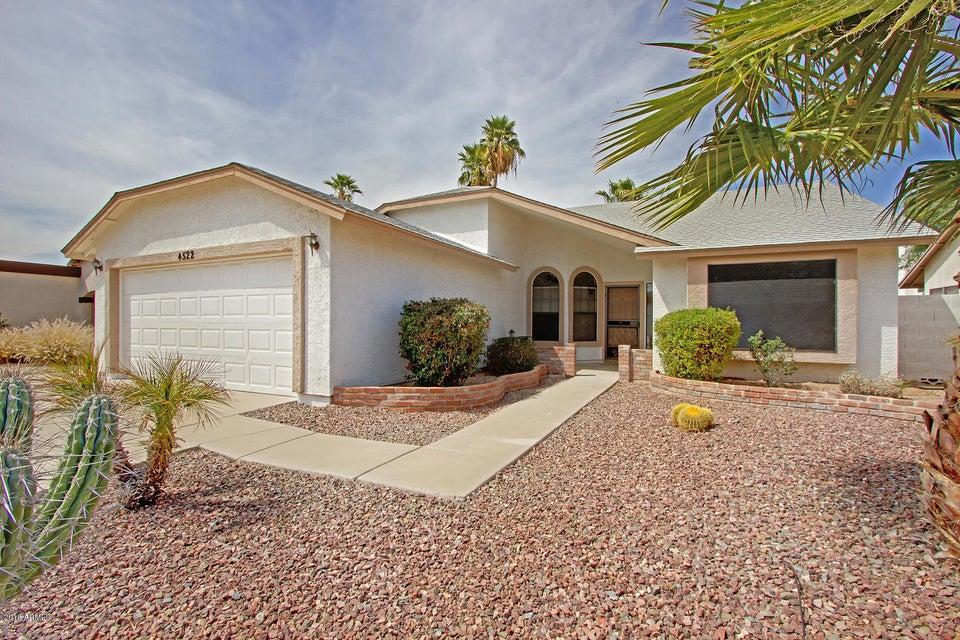 Photo of 4522 W BEHREND Drive, Glendale, AZ 85308