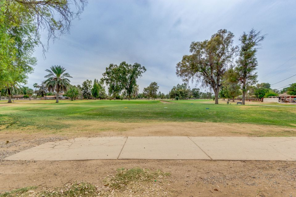 MLS 5750959 2832 S FAIRWAY Drive, Tempe, AZ Tempe AZ Golf
