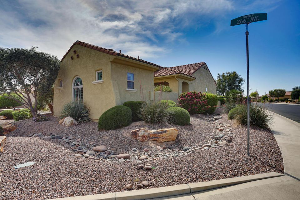 MLS 5750862 20582 N 266TH Avenue, Buckeye, AZ 85396 Buckeye AZ Sun City Festival