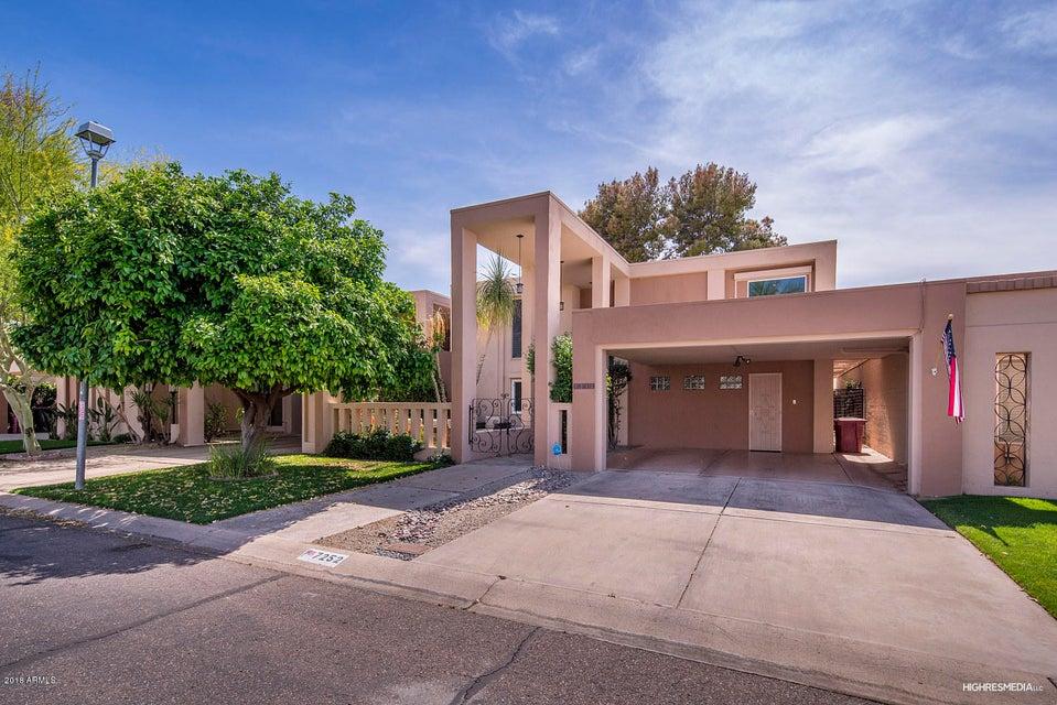 Photo of 7252 N VIA DE LA MONTANA --, Scottsdale, AZ 85258