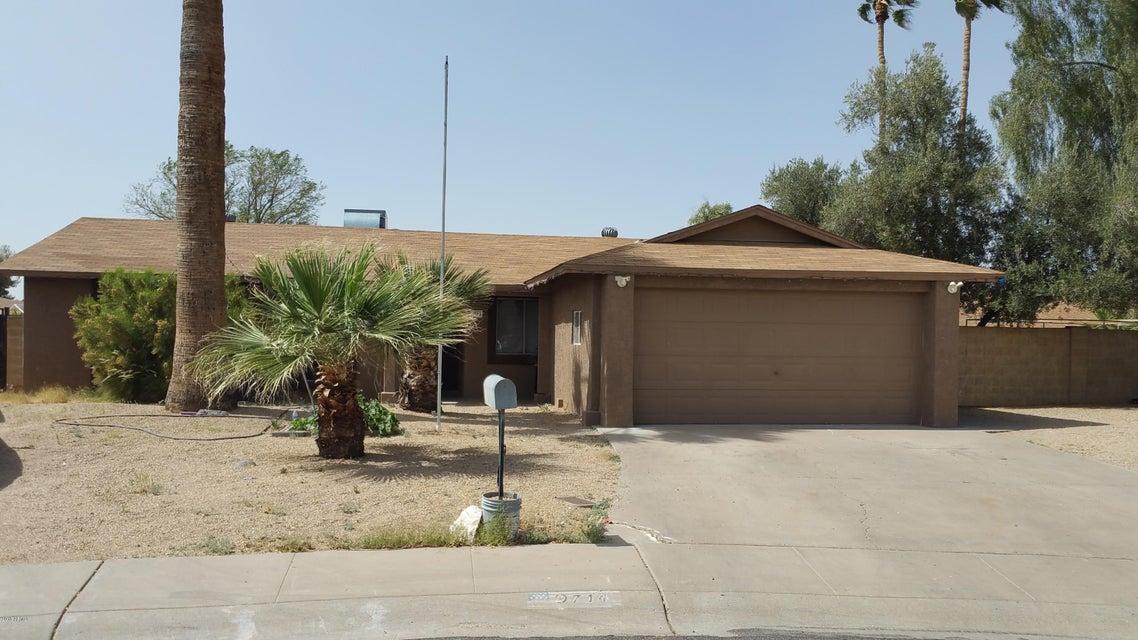 9714 N 56TH Lane Glendale, AZ 85302 - MLS #: 5751221