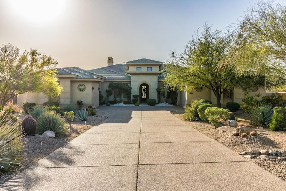 36498 N MONTALCINO Road, Scottsdale AZ 85262