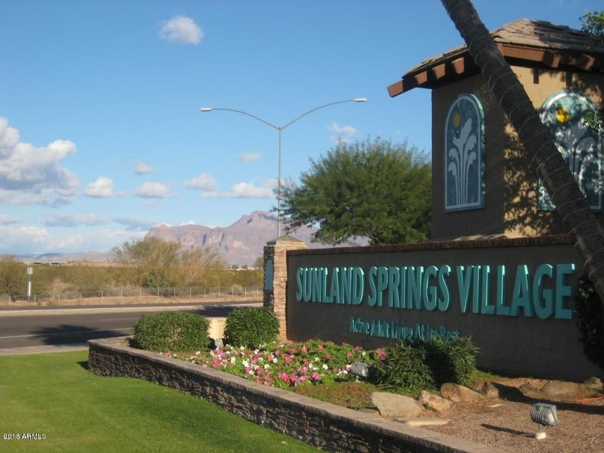 MLS 5749941 2752 S ROYAL WOOD Circle, Mesa, AZ 85209 Mesa AZ Sunland Springs Village